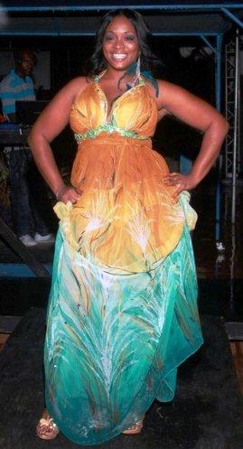 miss plus caribbean universe barbados delegate