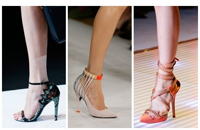 Ankle Straps SS 2013