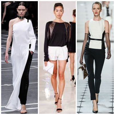 Black and White SS 2013