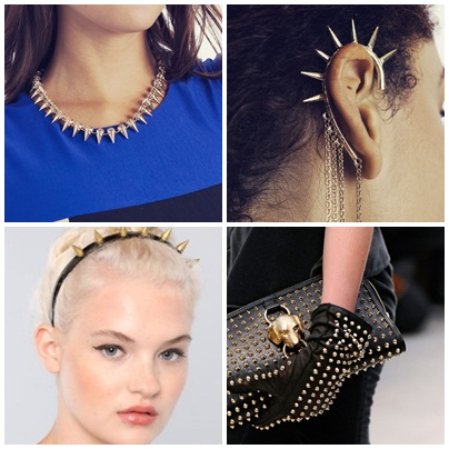 studs and spikes accessories