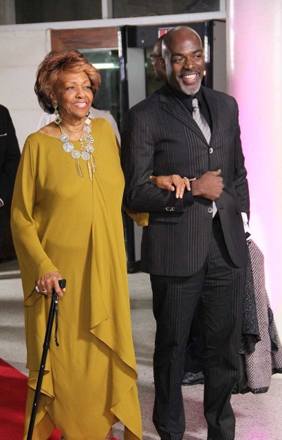 2013 Barbados Music Awards - Red Carpet - Cissy Houston
