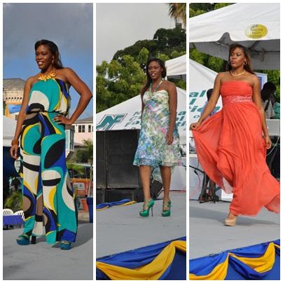 Bridgetown Alive Fashion Show