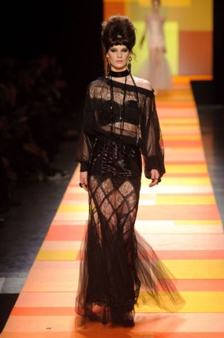 Jean Paul Gaultier_ 2 Spring Couture 2013