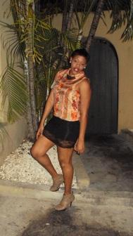 button-down-shirt-lace-skirt