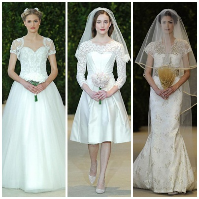 Bridal Fashion Week - Carolina Herrera 1