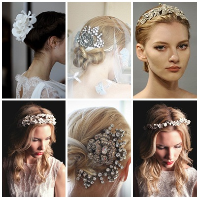 Bridal Fashion Week - Head pieces
