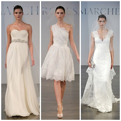 Bridal Fashion Week - Marchesa 1