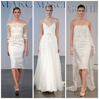 Bridal Fashion Week - Marchesa 2