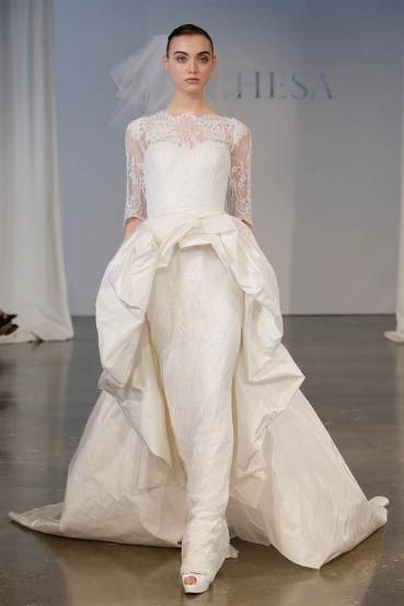 Bridal Fashion Week - Marchesa