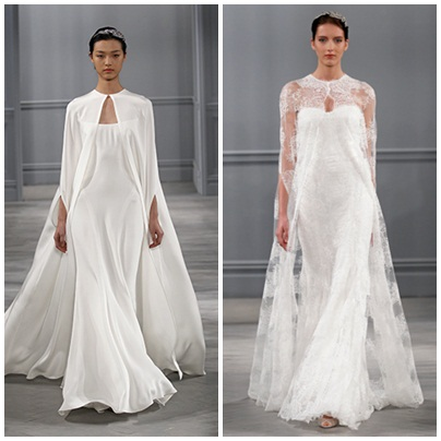 Bridal Fashion Week - Monique Lhuillier 3