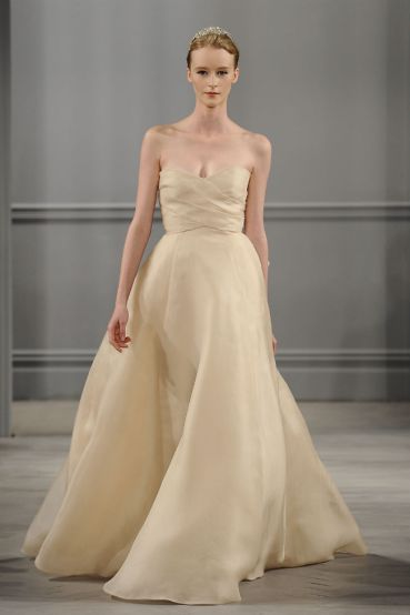 Bridal Fashion Week - Monique Lhuillier 4