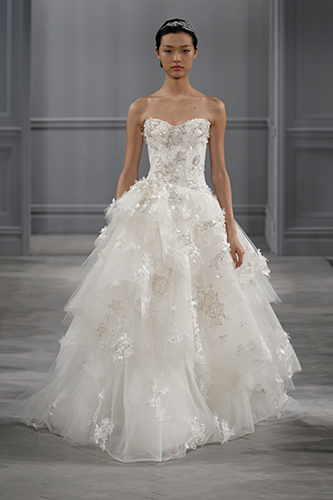 Bridal Fashion Week - Monique Lhuillier