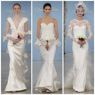 Bridal Fashion Week - Oscar de la Renta 2