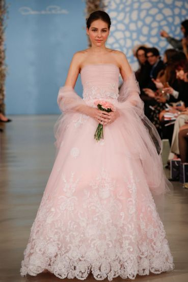 Bridal Fashion Week - Oscar de la Renta 3