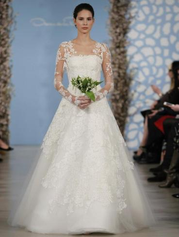 Bridal Fashion Week - Oscar de la Renta