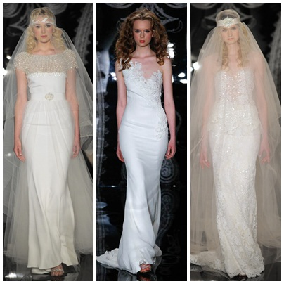 Bridal Fashion Week - Reem Acra 2