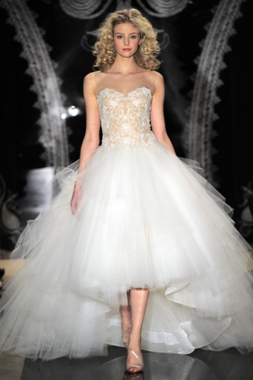Bridal Fashion Week - Reem Acra