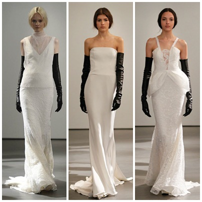 Bridal Fashion Week - Vera Wang 1