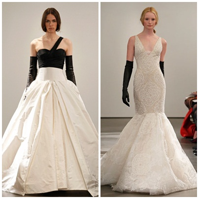 Bridal Fashion Week - Vera Wang 2