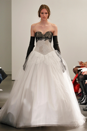 Bridal Fashion Week - Vera Wang