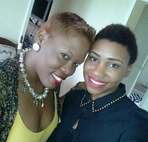 Natz and Njeri