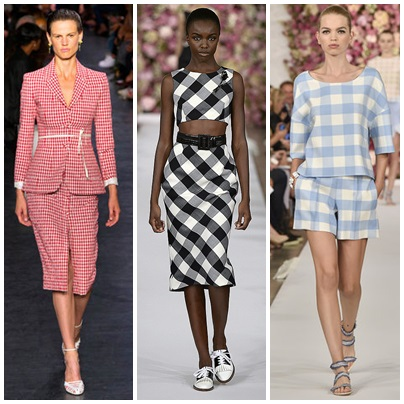 Gingham SS15